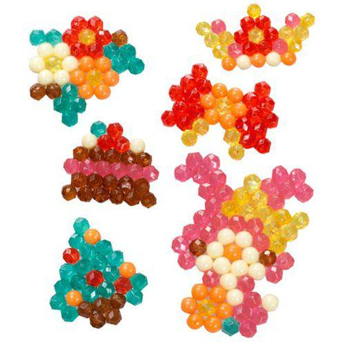 Aquabeads Conjunto Mini Beads Brilhantes -Epoch -30978