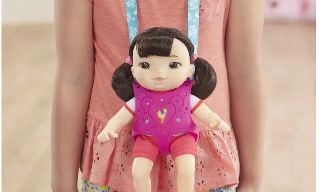 Baby Alive Equipe de Aventura Asiatica Hasbro