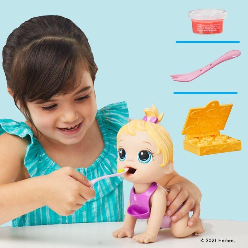 Baby Alive Hora da Papinha Loira Hasbro