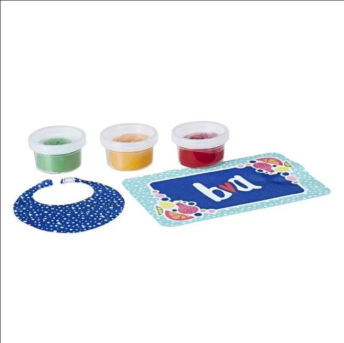 Baby Alive Super Snacks Refil de comida sólida reutilizável para boneca
