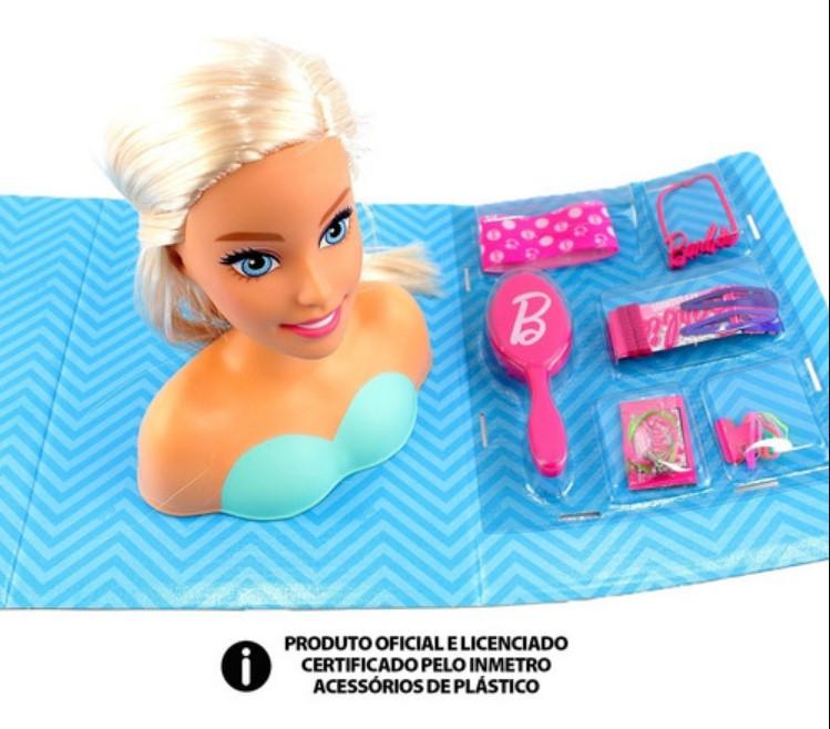 Barbie Busto Styling Head