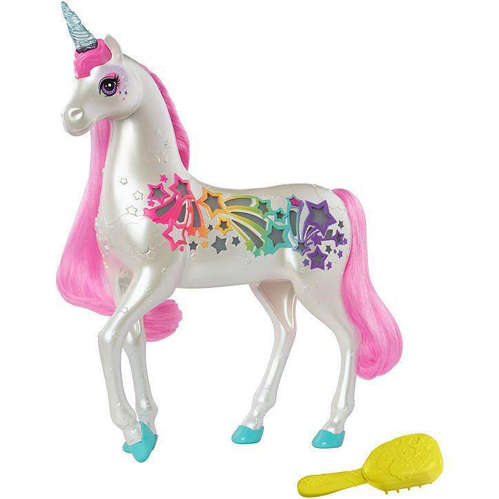 Barbie Dreamtopia Unicórnio Brilhante - Mattel - GFH60