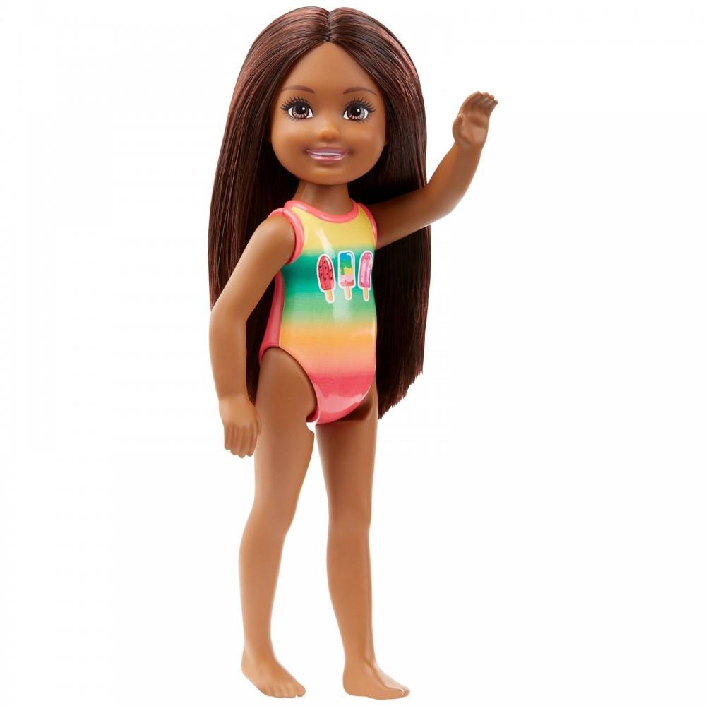Barbie Family Chelsea Sortida de Praia- GHV54