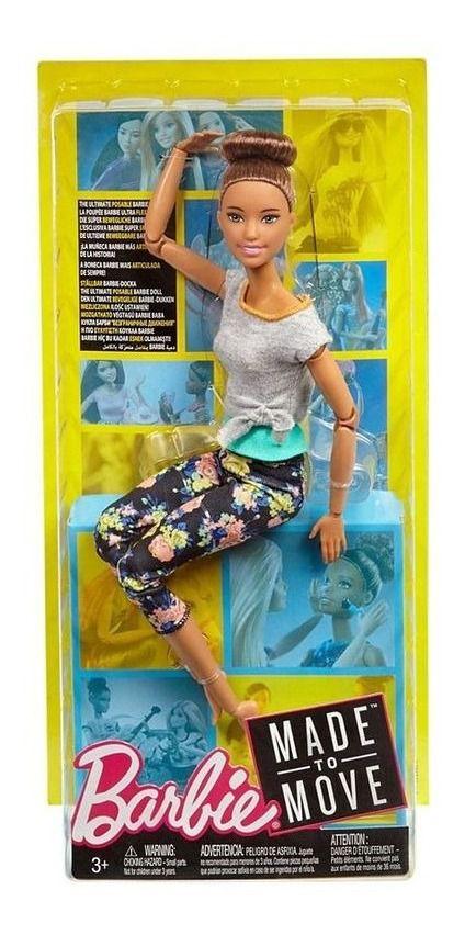 Barbie - Feita Para Mexer - Morena