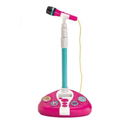 Barbie Microfone Fabuloso - Fun - 80070