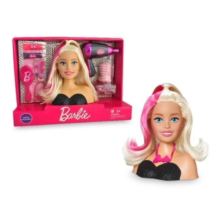 Barbie Busto Styling Head Hair