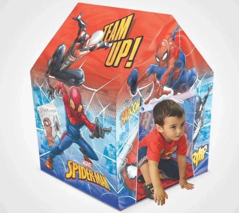 Barraca casinha Spiderman Lider 2534