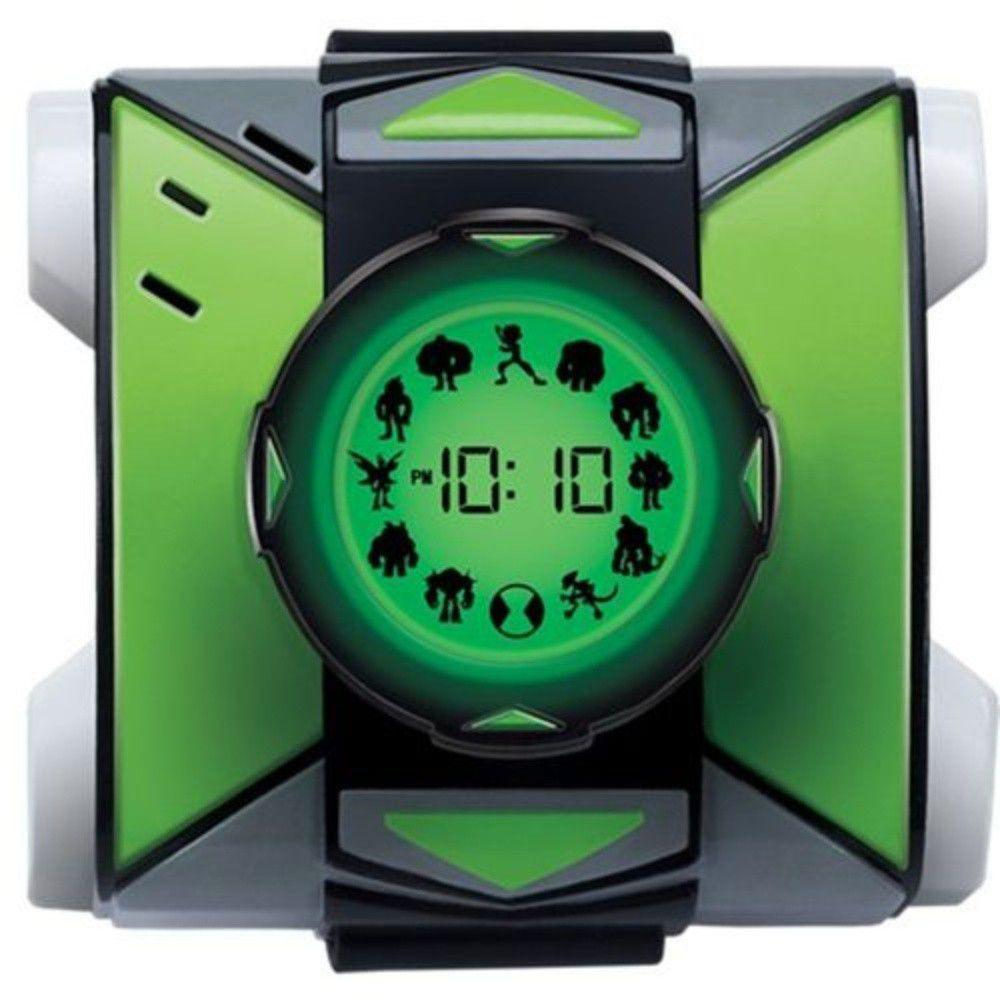 Ben 10 Relógio Alien Omnitrix Sunny@