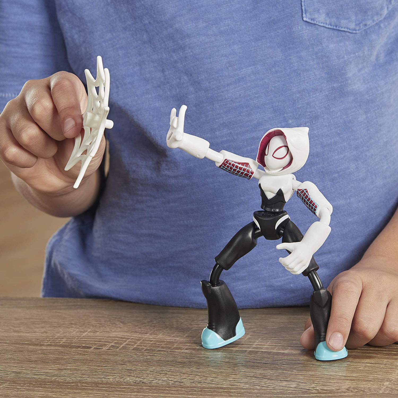 Bend and Flex Ghost Spider E7688 Hasbro