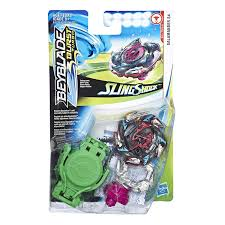 Beyblade Burst Turbo- Slingshock- Salamander S4 -Hasbro- E4603