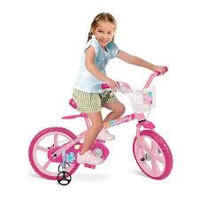 Bicicleta Aro 14 Gatinha - Bandeirante
