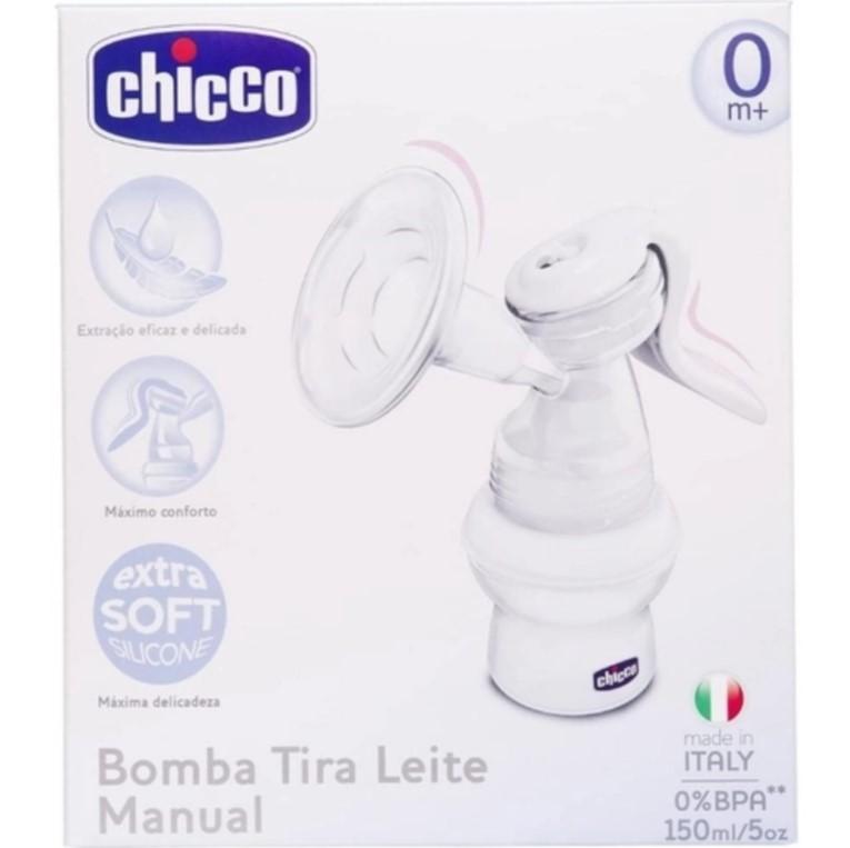 Bomba Tira Leite Manual Chicco