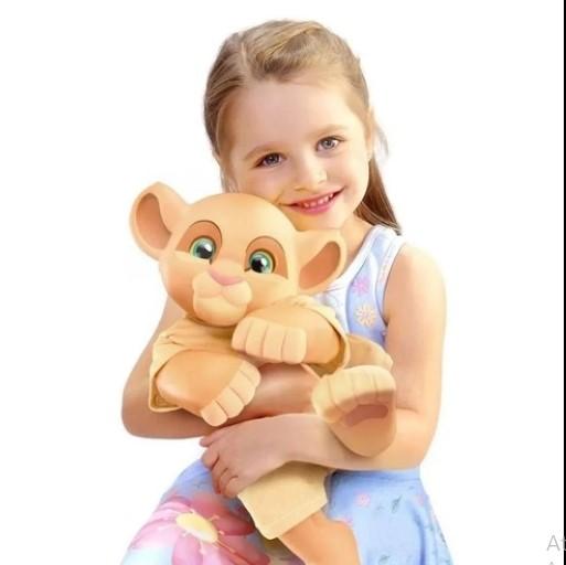 Boneca Amor de Filhote - Rei Leão - Nala - Roma