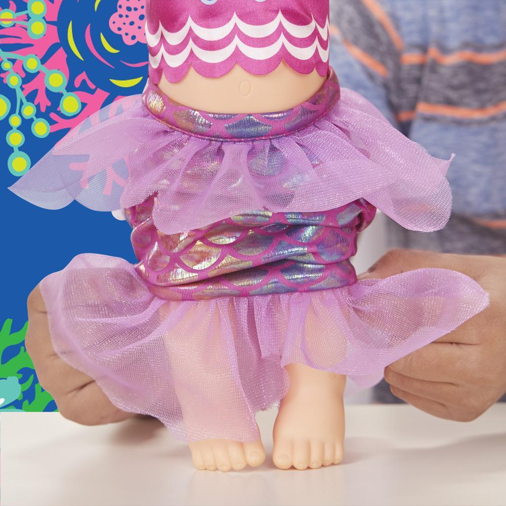 Boneca Baby Alive Linda Sereia Ruiva - Hasbro- E4410