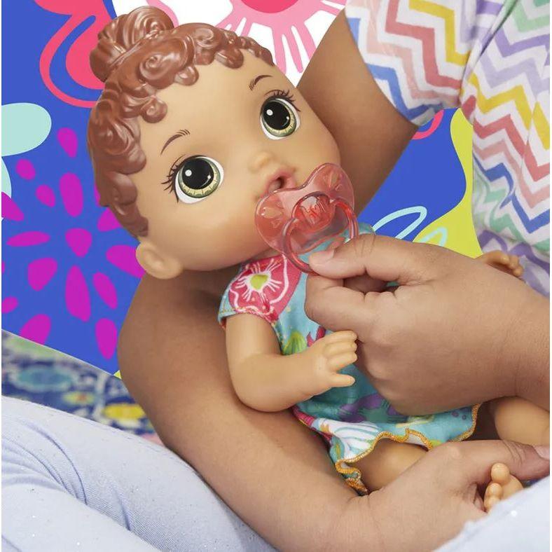 Boneca Baby Alive Primeiros Sons Morena- Hasbro- E3688