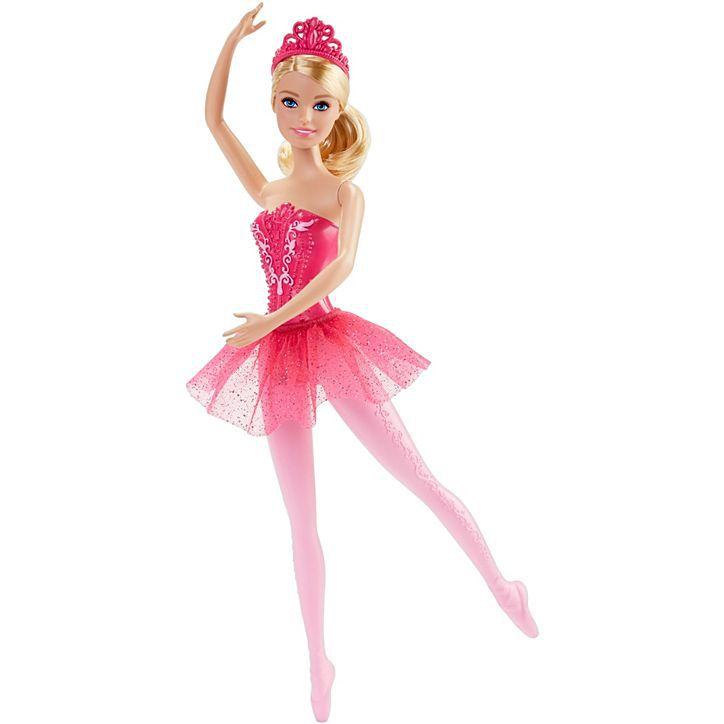 Boneca Barbie Bailarina -Mattel-DHM41
