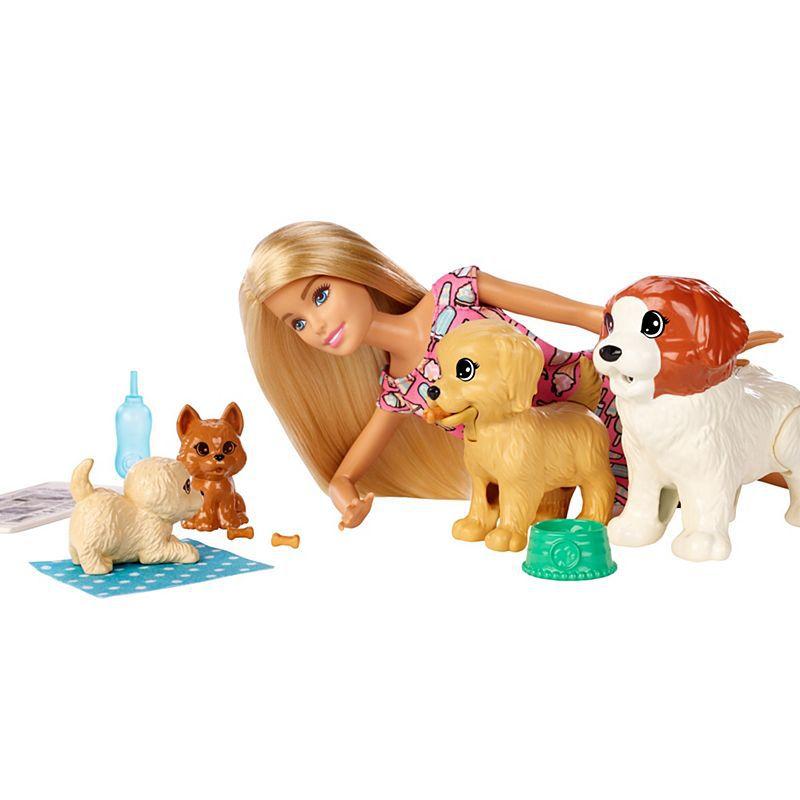 Boneca Barbie Doggy Daycare - Mattel - FXH08