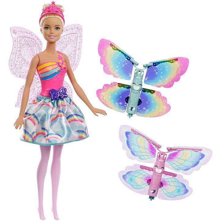 Boneca Barbie  Dreamtopia Asas Voadoras - Mattel - FRB08