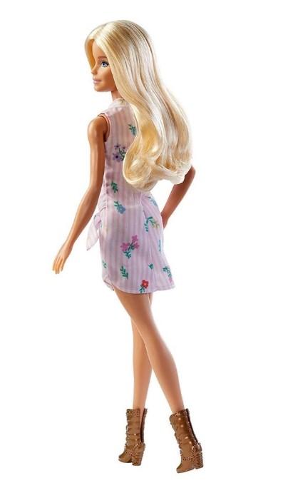 Boneca Barbie Fashionista Doll Look Modelo 119 Mattel Fbr37