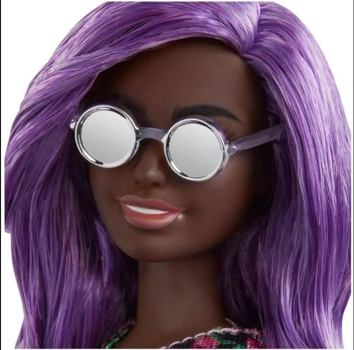 Boneca Barbie Fashionistas 125 - Mattel