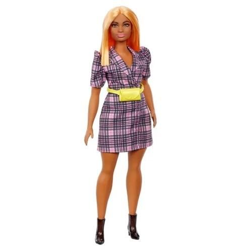 Boneca Barbie Fashionistas - 161 - cabelo laranja - Mattel
