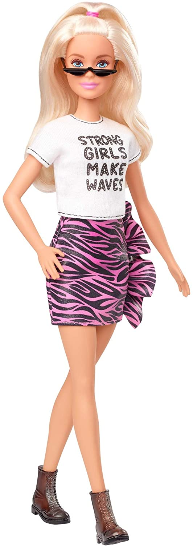 Boneca Barbie Fashionistas - GHW62