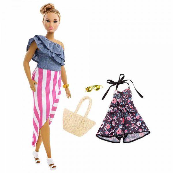Boneca Barbie Fashionistas - Mattel- FJF67