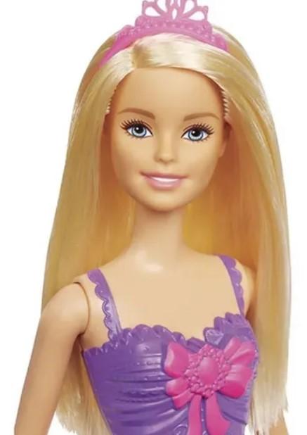 Boneca Barbie Princesa Básica