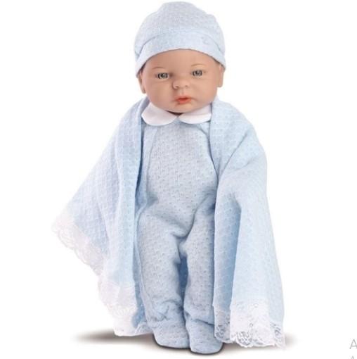 Boneca Bebê - Roma Babies - Saída Da Maternidade
