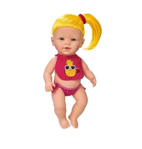 boneca cheirinho de fruta abacaxi
