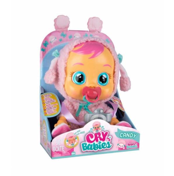Boneca Cry Babies Candy Multikids BR1404