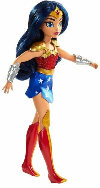 Boneca Dc Wonder Woman Super Hero Girls  Mattel