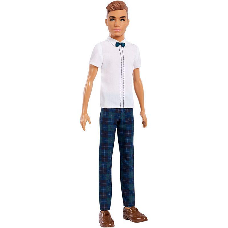 Boneca Ken Fashionistas Moreno - Mattel - FXL64