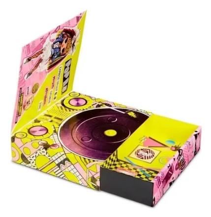Boneca LOL OMG Remix com Disco Pop BB Candide 8957