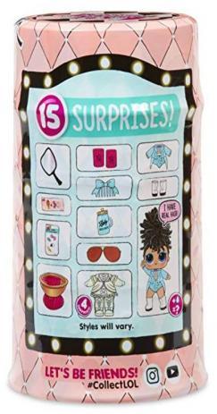 Boneca Lol Surprise Hairgoals - Candide - 8925