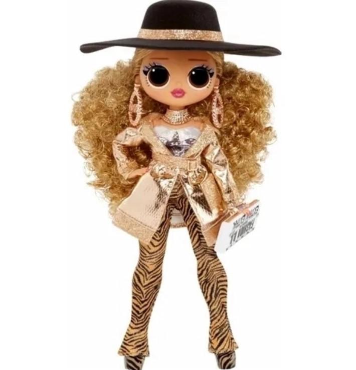 Boneca Lol Surprise OMG Dolls Core Da Boss Série 3 Candide 8947