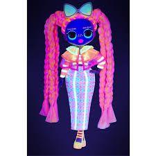 Boneca Lol Surprise Omg Lights Series Dazzle Da Candide 8941