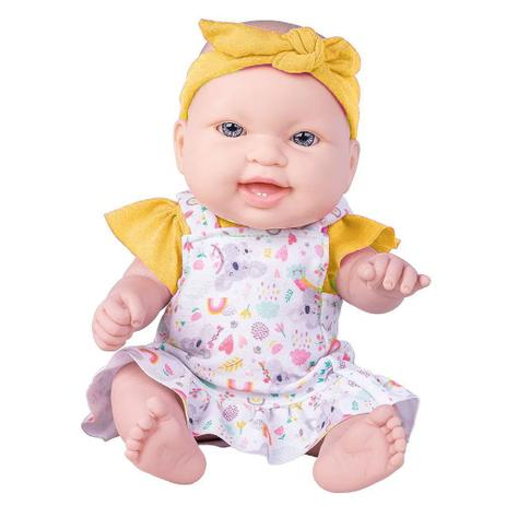 Boneca Miyo Faz Xixi Cotiplas