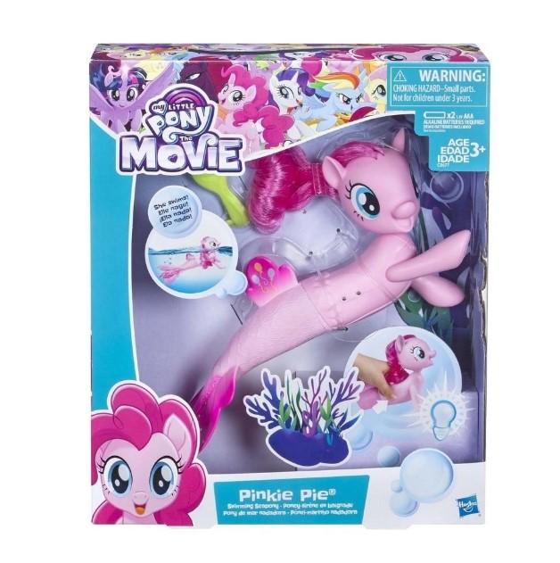 Boneca My Little pony Pinkie Pie Nadadora  Hasbro C0677