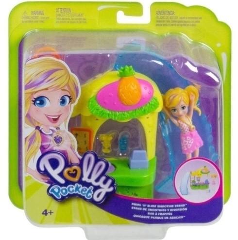 Boneca Polly Quiosque Parque Do Abacaxi - GFR00 - Mattel