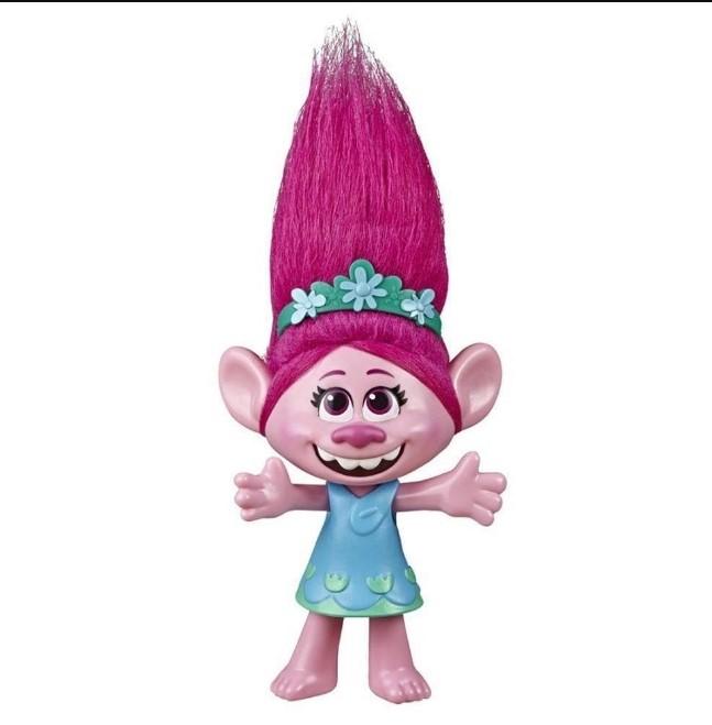 Boneca Trolls Poppy Cantora Pop - Hasbro E7219