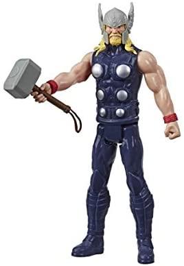 Boneco Avengers F12 Titan Hero BLAST Gear THOR Hasbro E7879
