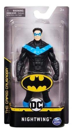 Boneco Batman - Asa Noturna 15 cm - Sunny