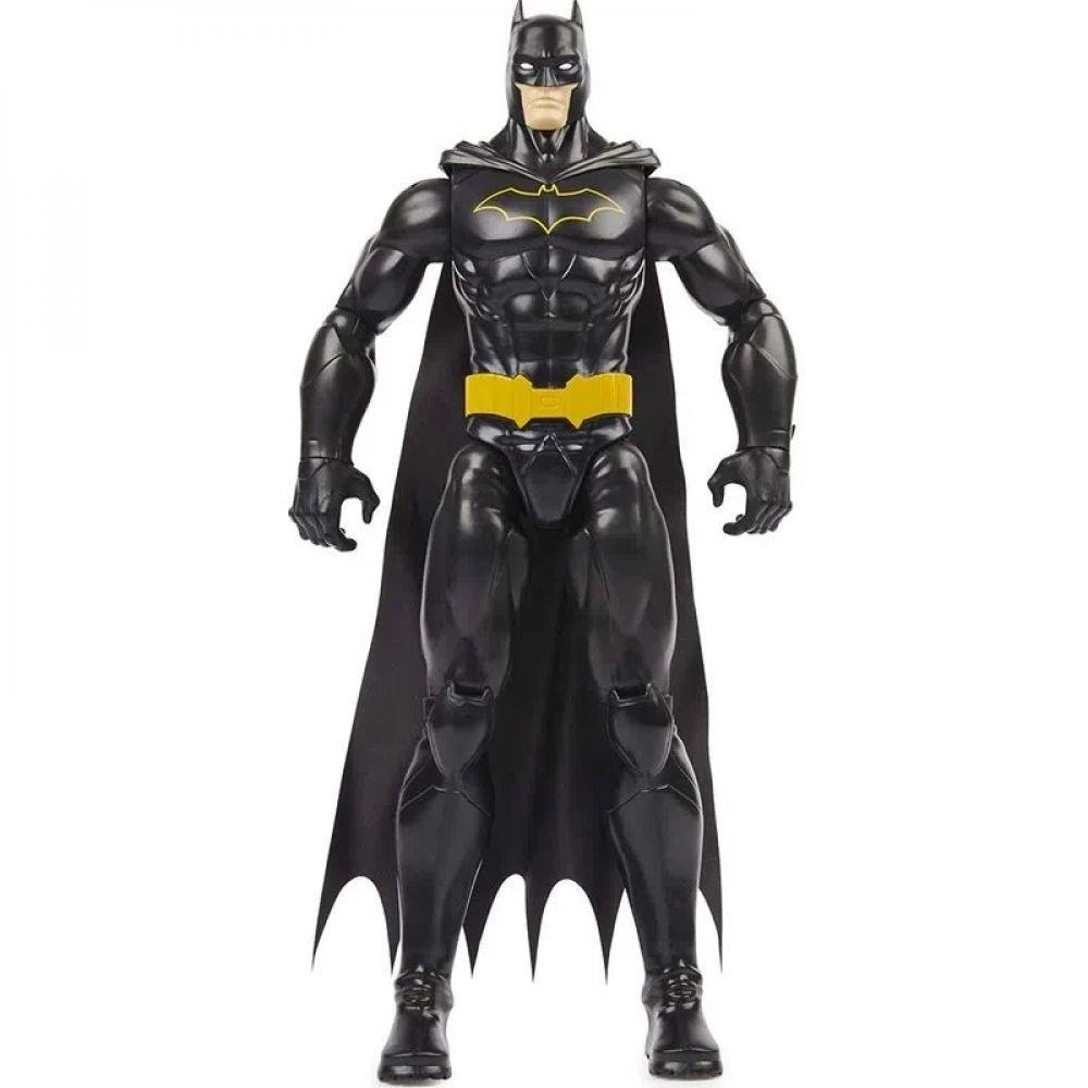 Boneco Batman - Traje Preto 15 cm - Sunny