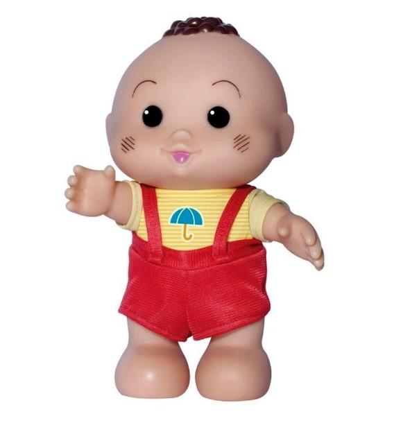 Boneco Cascao Bebe Turma Da Monica Iti Malia Baby Brink 23 Cm