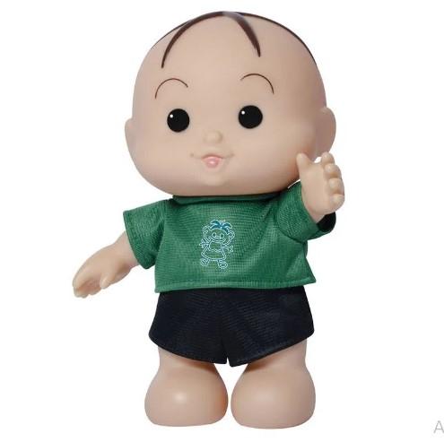 Boneco Cebolinha - Turma Da Mônica Iti Malia - Baby Brink
