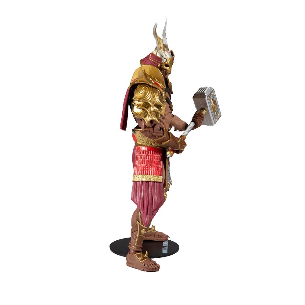 Boneco Colecionável Fun Shao Khan Mortal Kombat McFarlane f0052-9