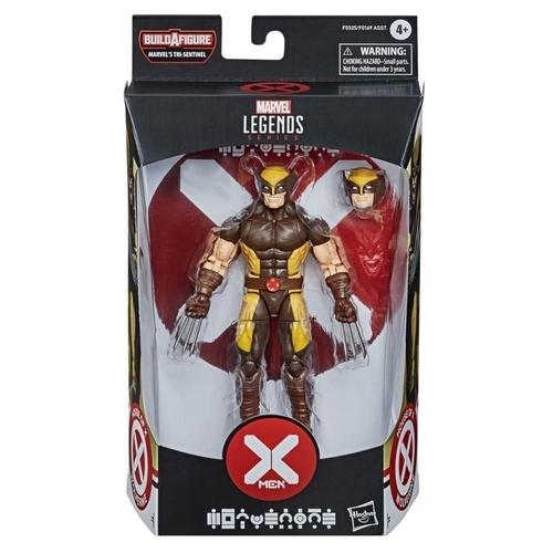 Boneco de ação Marvel Legends Series X-Men Wolverine