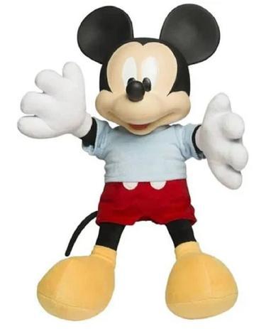Boneco de pelúcia Mickey Mouse - Novabrink