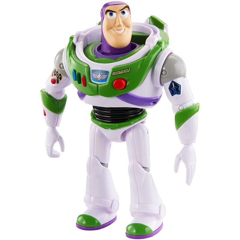 Boneco Disney Pixar Toy Story True Talkers  Buzz Lightyear- Mattel- GFL88